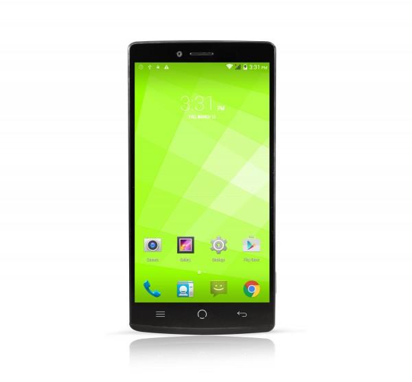 NUU Mobile Z8 Smartphone Introduced