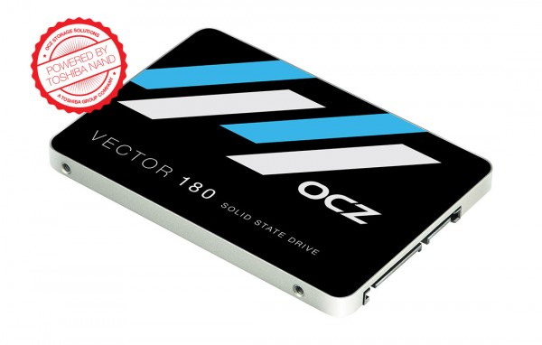 OCZ Vector 180 Solid State Drive Series Released