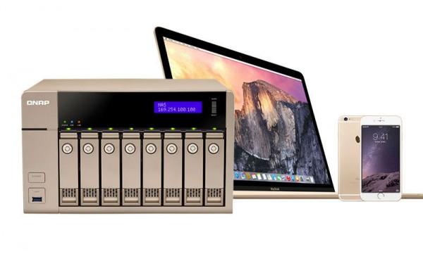 QNAP TVS-x63 Gold NAS Introduced