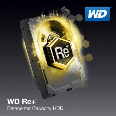 WD Re+ Hard Drive Introduced