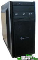 SIlverStone PS11B-W Case