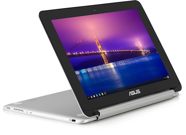 ASUS and Google Chromebook Flip C100 Laptop Introduced