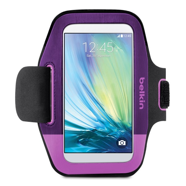 Belkin Sport-Fit Plus Armband for Samsung Galaxy S6 Announced