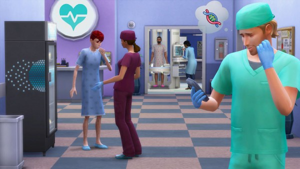 EA and Maxis Expansion Pack for The Sims 4 Game Released