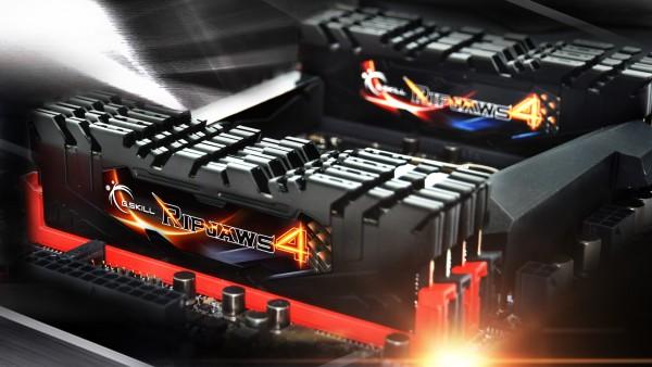 G.SKILL Ripjaws 4 Series DDR4 128GB (16GBx8) Memory Kit Introduced