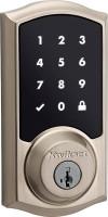 Kwikset-SmartCode-916-ZWave-Touchscreen-Deadbolt-Front