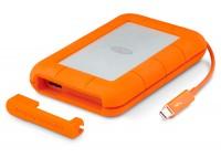 LaCie Rugged Thunderbolt 1TB SSD Announced