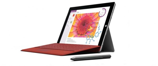 Microsoft Surface 3 Tablet Introduced