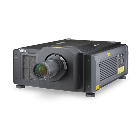 NEC PH1201QL and PH1202HL High-Resolution Laser Projectors Introduced