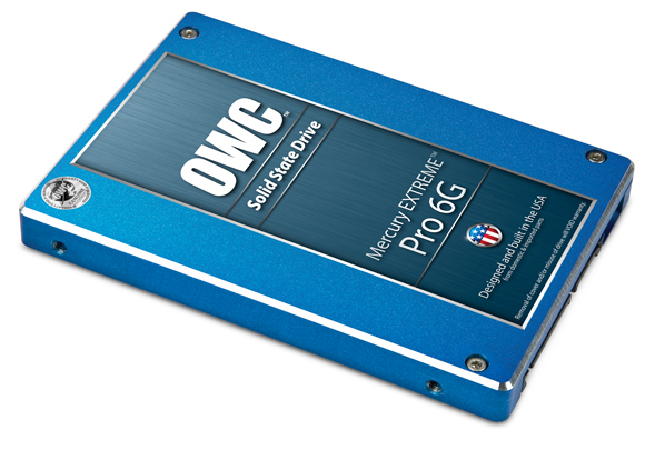 OWC Mercury EXTREME Pro 6G Solid State Drive Introduced