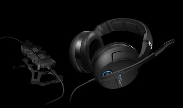 ROCCAT Kave XTD 5.1 Analog Headset Announced
