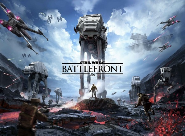 Star Wars Battlefront Game to Ship November 17, 2015
