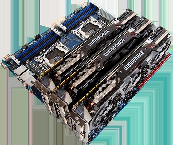 GIGABYTE MW70-3S0 Dual Socket Workstation Motherboard Introduced