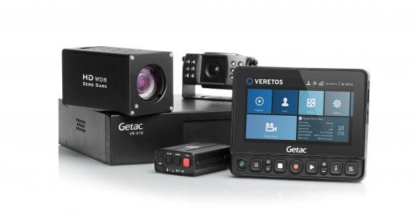 Getac Veretos Mobile Video System Unveiled