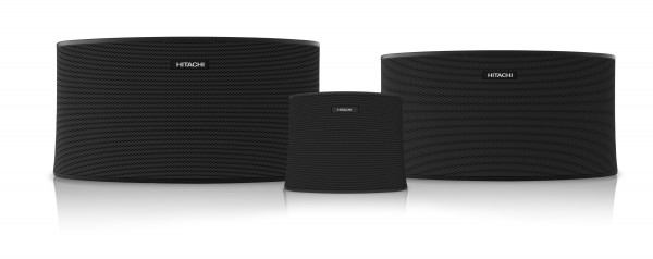 Hitachi W Series Wireless Whole-Home Audio Speakers Introduced