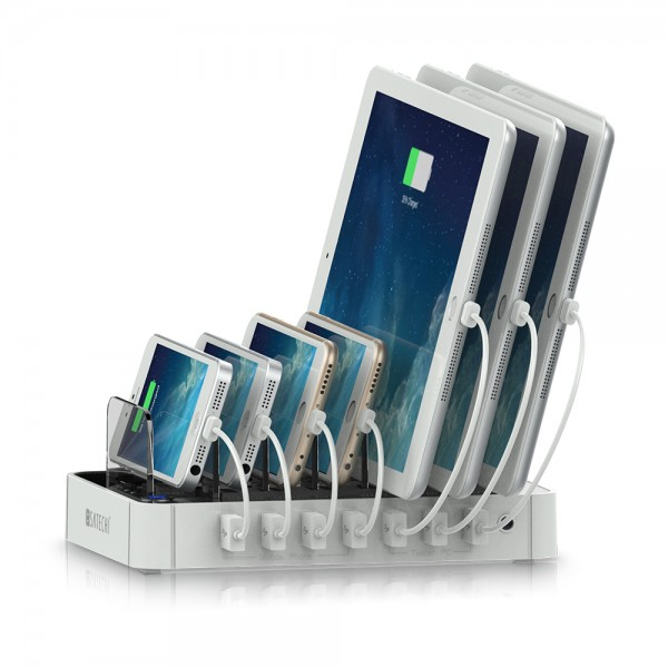 Satechi 7-Port USB Charging Station Dock Launched