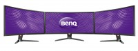 BenQ XR3501 Curved Gaming Monitor Debuts