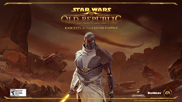 BioWare Star Wars: The Old Republic Knights of the Fallen Empire Digital Expansion Announced