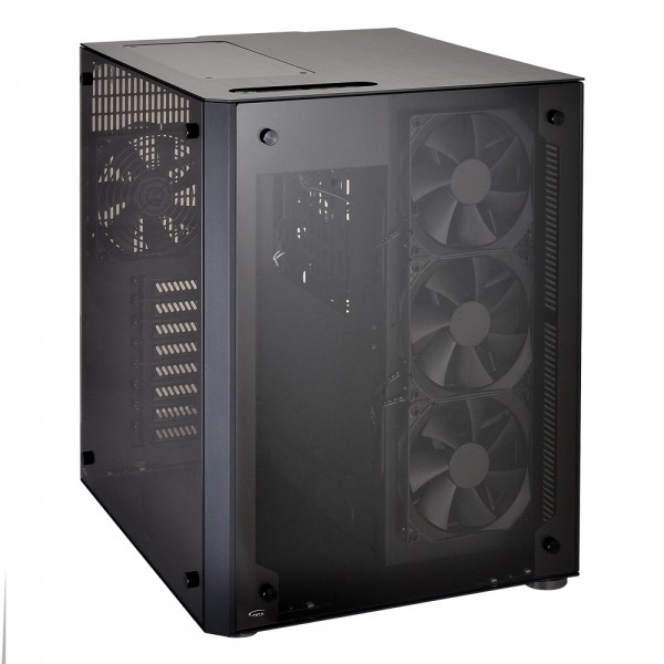 Lian Li PC-O8 Dual-Compartment Chassis Launched