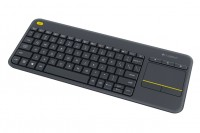 Logitech K400 Plus Wireless Touch Living Room Keyboard Announced