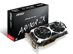 MSI AMD 300 Series Graphics Cards Launched