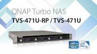 QNAP TVS-471U 4-bay Turbo vNAS Introduced