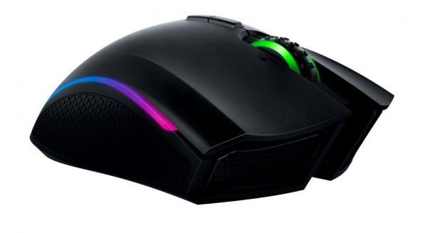 Razer Mamba Gaming Mouse Unveiled