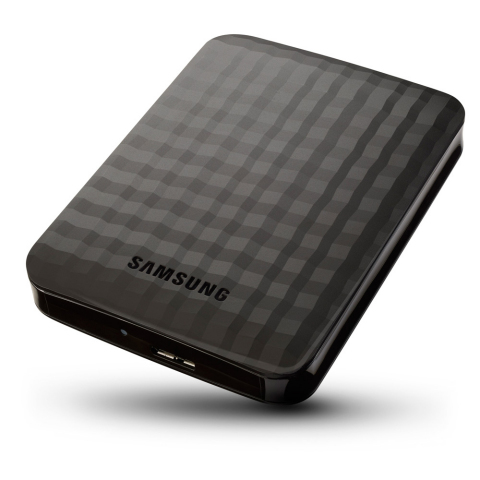Samsung HDD M3 and P3 Portable External Hard Drives Announced