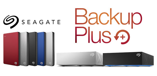 Seagate Backup Plus Drives Updated