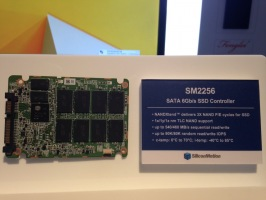 Silicon Motion SM2256 SSD Controller Updated