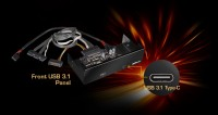 ASRock Front USB 3.1 Panel and U.2 Kit Introduced