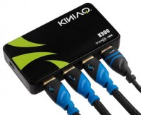 Kinivo K300 4K HDMI Switch Introduced