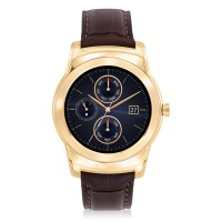 LG Watch Urbane Luxe Smartwatch Introduced