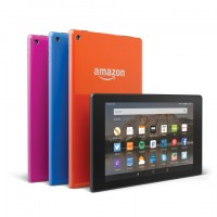 Amazon Fire HD Tablets Introduced