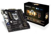 Biostar Hi-Fi H170Z3 Micro ATX Board Launched