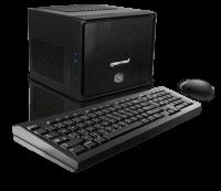 CybertronPC Nanotron PC Gaming System Unveiled