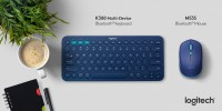 Logitech K380 Multi-Device Keyboard and M535 Mouse Introduced