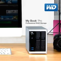 WD My Book Pro External Storage Device Announced
