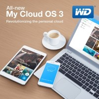 WD My Cloud OS 3 Operating System Introduced