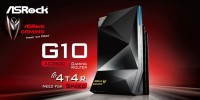 ASRock G10 4T4R 802.11a/b/g/n/ac Router Released