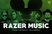 Razer Music Digital Content Platform Launched