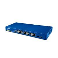Tenda TEF1008P 8-port Desktop Switch Debuts