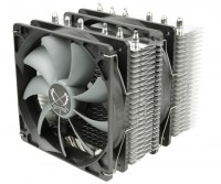 Scythe Fuma Twin-Tower CPU Cooler Released