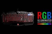 Tt eSPORTS CHALLENGER Prime RGB Membrane Gaming Mouse and Keyboard Combo Unveiled