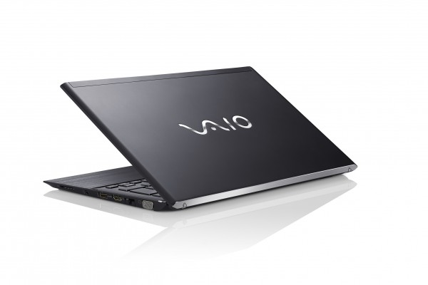 VAIO Z and VAIO S Notebooks Introduced