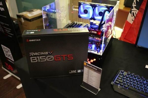 BIOSTAR RACING Series Motherboard Released