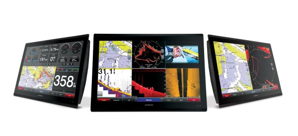 Garmin GPSMAP 8400/8600 All-in-One Multi-Function Displays Unveiled