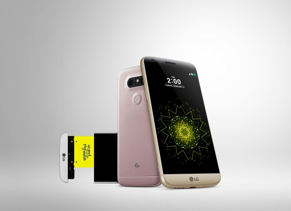 LG G5 Smartphone Launched