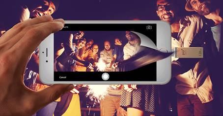 PQI iConnect mini iPhone Flash Drive Introduced