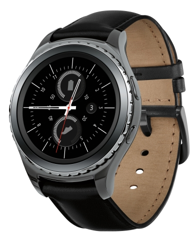 Samsung Gear S2 Classic 3G/4G Smartwatch Released